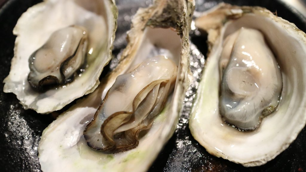 Oyster as Testosterone Boosting food